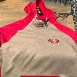Sweaters - 49ers  pull over